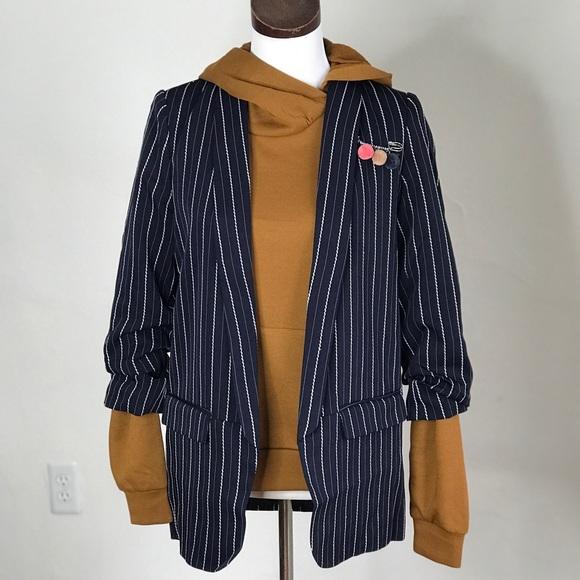 Jackets & Blazers - boyfriend blazer **FINAL PRICE **